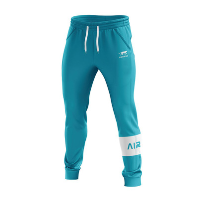 AIRNESS - LIVERPOOL - Jogging Pants - Men's - turquoise