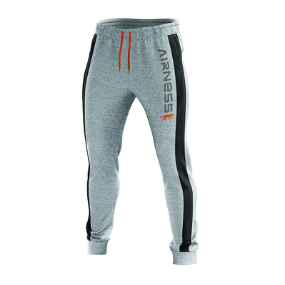 AIRNESS - RIXE - Jogging Pants - Men's - heather grey