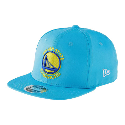 NEW ERA - 9FIFTY NBA GOLDEN STATE WARRIORS - Casquettes blue