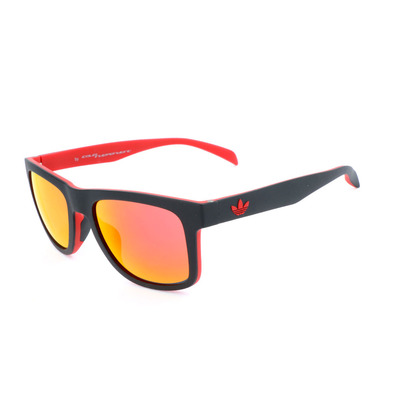 ADIDAS - AOR000 - Sunglasses - black/red mirror