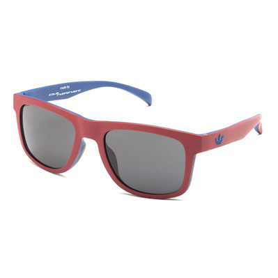 ADIDAS - AOR000 BA6998 - Sunglasses - red/dark blue/grey