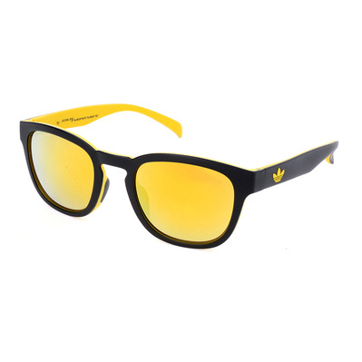 ADIDAS - AdidasAOR001 - Sunglasses - black/yellow/gold