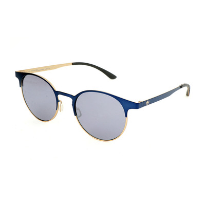 ADIDAS - AOM000 - Sunglasses - denim blue/gold/silver