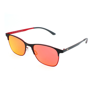 ADIDAS - AOM001 - Sunglasses - Men's - black/red