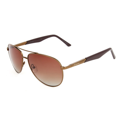 COLUMBIA - CBC703 - Polarised Sunglasses - Men's - dark brown/brown gradient