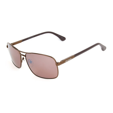 COLUMBIA - CBC805 - Polarised Sunglasses - Men's - dark brown/brown flash