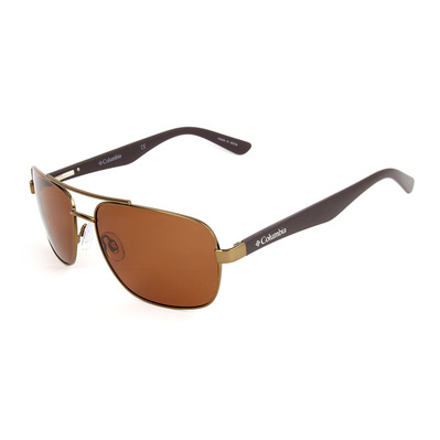 COLUMBIA - CBC804 - Polarised Sunglasses - Men's - dark brown/brown