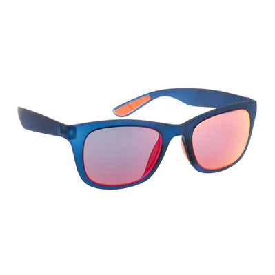 REEBOK - R4302/04 - Sunglasses - navy/smoke multilayer red