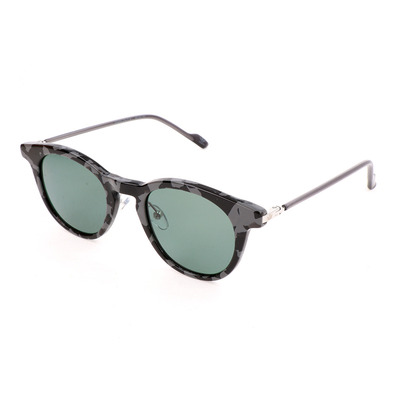 ADIDAS - AOK002 - Polarised Sunglasses - havana grey/green