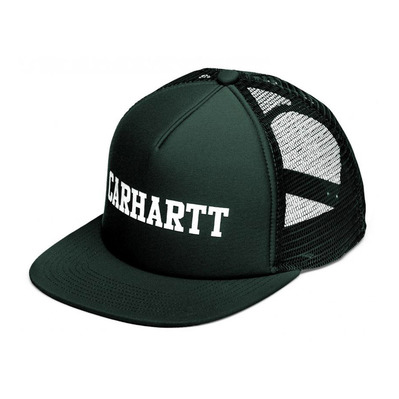 CARHARTT - COLLEGE TRK - Cap - Men's - green