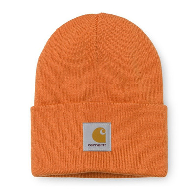 CARHARTT - ACRYLIC WATCH - Beanie - Men's - orange