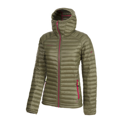R'ADYS - R5 X-LIGHT INSULATED - Anorak mujer avocado