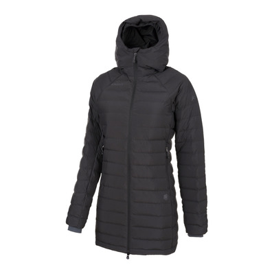R'ADYS - R5 X-LIGHT INSULATED COAT - Anorak mujer black