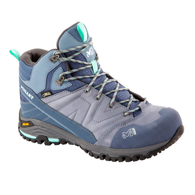 MILLET - HIKE UP MID GTX - Scarpe da escursionismo Donna flint