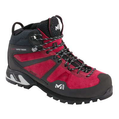 MILLET - SUPER TRIDENT GTX - Approach Shoes - Women's - tibetan red