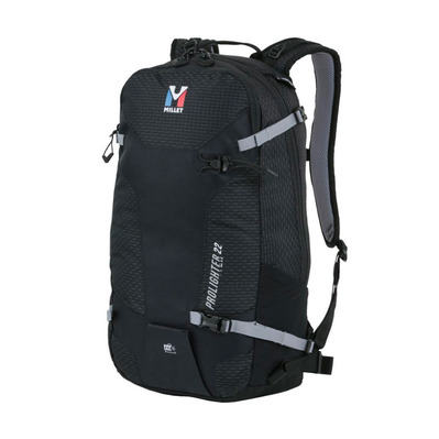 MILLET - PROLIGHTER 22L - Backpack - black/metal