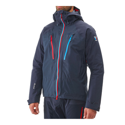 MILLET - TRILOGY V ICON DUAL GTX PRO - Jacket - Men's - saphir/saphir