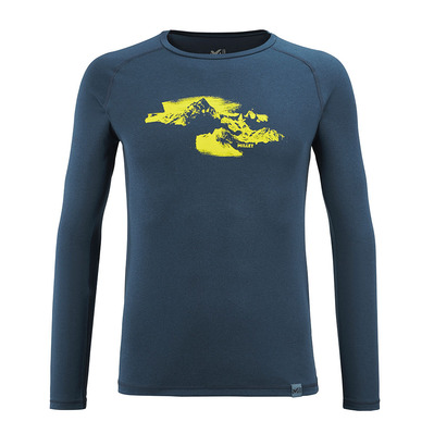 MILLET - SNEAK P TS LS M Homme ORION BLUE