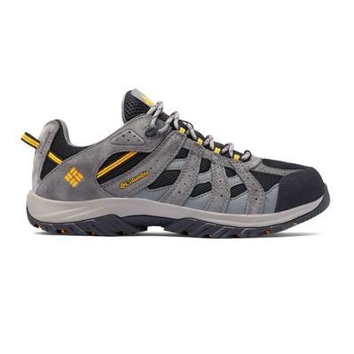 COLUMBIA - CANYON POINT - Chaussures randonnée Homme black/squash