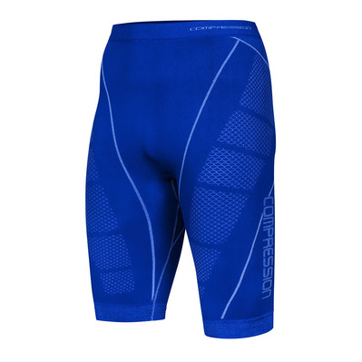 FREENORD - COMPRESSION - Cycling Shorts - Men's - blue
