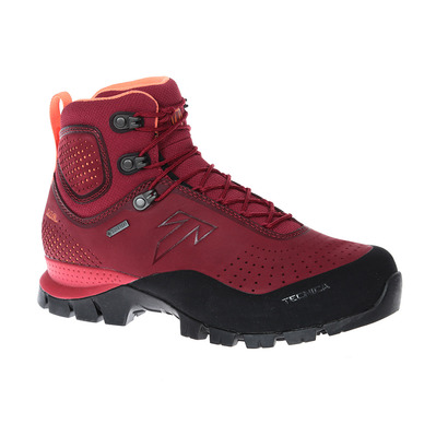 TECNICA - FORGE GTX® W - Hiking Shoes - Women's - red/firecracker