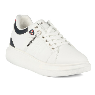 GEOGRAPHICAL NORWAY - GNM19005-17 - Sneakers homme white