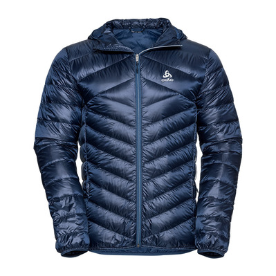 ODLO - COCOON NTHERMIC - Anorak hombre estate blue