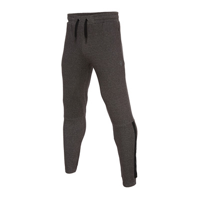 MACRON - ATHLEISURE FBJ FALKIRK - Jogging Pants - Men's - anthracite marl