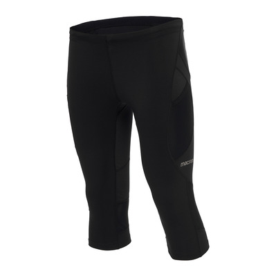 MACRON - RUN KONA FBI BETTY - 3/4 Leggings - Women's - anthracite marl