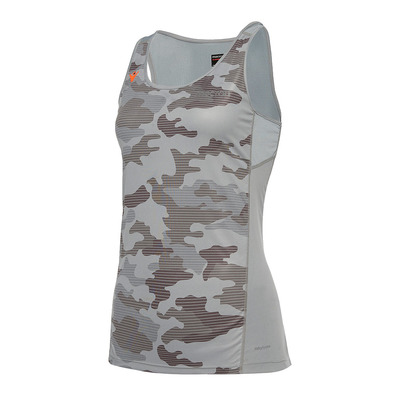 MACRON - RUN FOHEN SBI JUDY - Tank Top - Women's - printed camo