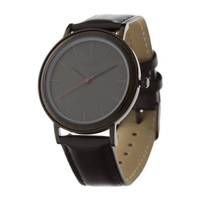 BREEF - MADISON EB - Watch - black/black