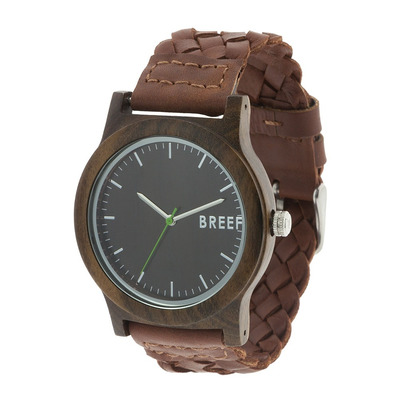 BREEF - ORIGINAL EB - Watch - braided brown