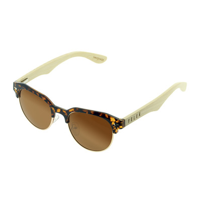 FELER - FOREST HIBRID 2 - Polarised Sunglasses - tortoise/brown
