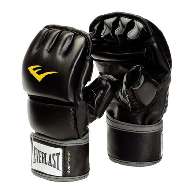 EVERLAST - ADVANCED - MMA Training Gloves - black