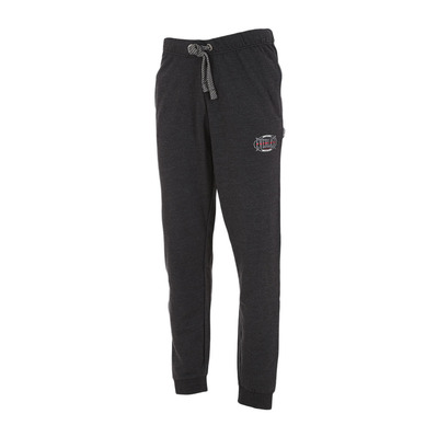 EVERLAST - NOW LOOPBACK NO PIPING - Jogging Pants - Men's - black marl
