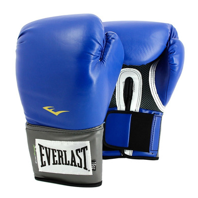 EVERLAST - PRO STYLE - Boxing Gloves - blue