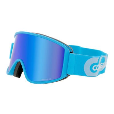 COREUPT - 19016 - Ski Goggles - blue/flash blue