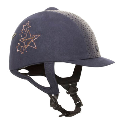 IMPERIAL RIDING - SAFE RIDE - Riding Hat - navy