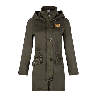 IMPERIAL RIDING - ASTOR - Parka Jacket - Women's - army