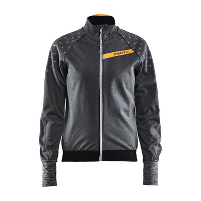 CRAFT - BELLE GLOW - Jacket - Women's - anthracite/sprint