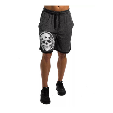 NORTHERN SPIRIT - WHITE SKULL - Short hombre grey