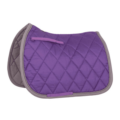 BR EQUITATION - EVENT - GP Saddle Pad - purple