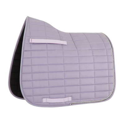 BR EQUITATION - GLAMCHIC - GP Saddle Pad - lavender grey