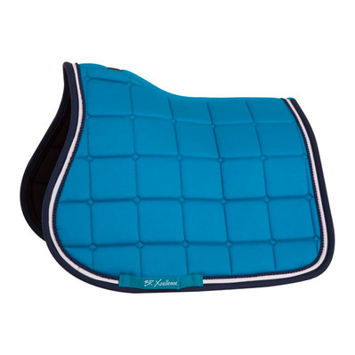 BR EQUITATION - XCELLENCE - GP Saddle Pad - mosaic blue