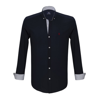 PAUL PARKER - GE 115 2019 - Shirt - Men's - navy