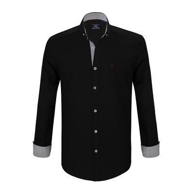 PAUL PARKER - GE 119 2019 - Shirt - Men's - black