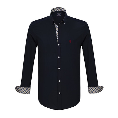 PAUL PARKER - GE 122 2019 - Shirt - Men's - navy