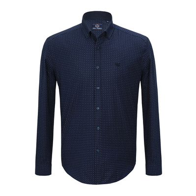 PAUL PARKER - GE 131 2020 - Shirt - Men's - navy