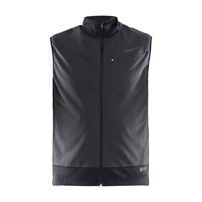 CRAFT - LUMEN ZUBZERO - Gilet running Homme black