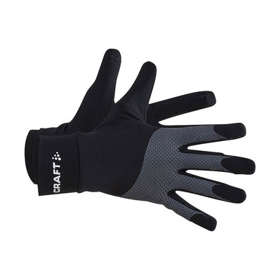CRAFT - ADV LUMEN FLEECE GLOVE Unisexe BLACK
